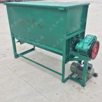哈尔滨小型饲料加工设备 两相电带混料机