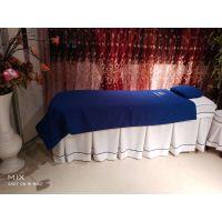 热卖妍思美雅高档医疗美容床罩四件套养生会所床罩