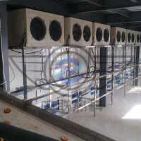 荔枝烘干机空气能热泵干燥箱房网带式静态烘烤设备广西中联热科180620