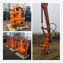 治理环境挖机泥浆泵\关于挖机驱动沙浆泵\高使用率液压排泥泵