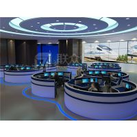操作台联众恒泰 AOC-D07 定制化控制台 指挥调度中心调度台定制设计 产品面向全国销售