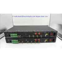 4K EFP Camera 3G-SDI video To Fiber Optic Converter/EFP Comera Optical fiber transmission system Set