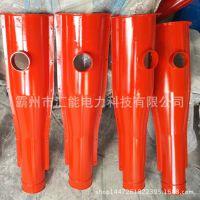 高压电缆中间接头保护盒 电缆接头防爆盒 注胶型电缆防爆盒