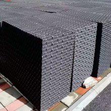 填料型洗涤式空气过滤器的机理 PP点波除尘填料厂家 河北华强