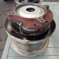 性价比高的科尼车轮出售 直径160欧式圆钢材质车轮组 科尼端梁行走轮 赛奥威