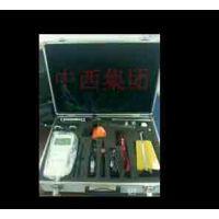 中西供便携式流速流量仪 型号:M235106