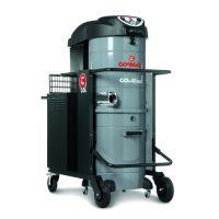 意大利高美 CA 75 SEA 三相电源驱动工业吸尘器