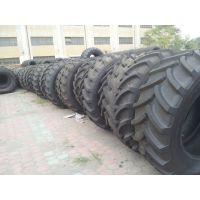 道依茨法尔拖拉机轮胎人字花纹420/85R38农用子午线轮胎16.9R38