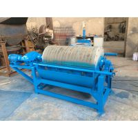 江西石城厂家生产价格直销重力选矿 CTN600*1800弱式磁选机