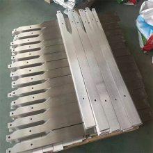 金裕 专业定制商场飞机场房地产 别墅不锈钢304实心玻璃护栏工程立柱