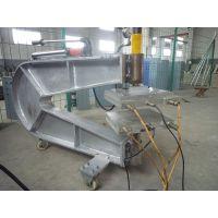 供应青岛鑫城厂家XJQ-250*300胶带硫化接头机 可移动接头机