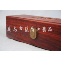 义乌蓝盾工艺品有限公司(图)、实木油漆木盒、油漆木盒