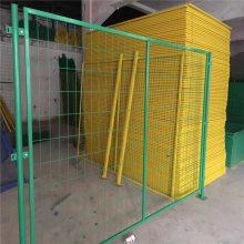 工厂隔离网 焊接网隔离栅 学校围墙铁丝网