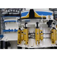 河南友邦机械圆锥破碎机设备结构合理成品均匀