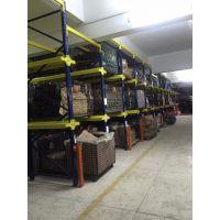 中山货架定制仓库管理多层阁楼货架重型中山货架定制