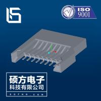 GOIdenconn插座 HDMI-019S 外形尺寸:15.0mm*11.6mm*6.13mm