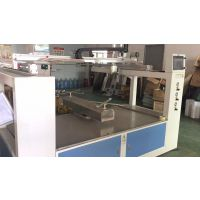 松崎SQ-0500B包装盒喷涂机/五轴往复机/自动喷漆机/五轴两盘往复机