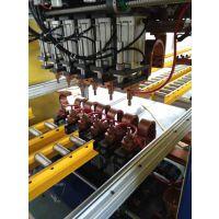 自动化钢筋网片排焊机