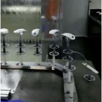 东莞鹏鲲鼠标壳喷涂机 厂家直供省人省漆鼠标壳自动喷涂机