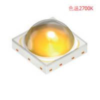 欧司朗OSRAM 3737白光 GW PUSRA1.PM 1-5W 120°大功率贴片灯珠