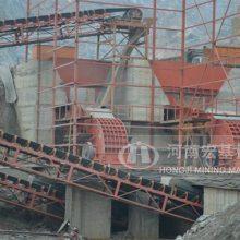 衢州采石场石灰石重型锤式破碎机多少钱