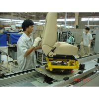 中山翠亨按摩椅组装生产线,中山火炬开发区座椅自动装配流水线