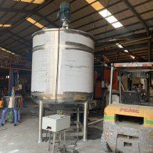 贵州洗发水生产机器设备 洗衣液搅拌桶 均质乳化搅拌机生产厂家
