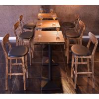 倍斯特商务休闲防火板小吧台复古休闲酒吧KTV吧台主题音乐餐厅吧台厂家定制