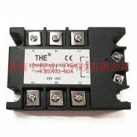 THE无锡天豪 SSR33-90A 三相直流控制交流固态继电器 原装正品