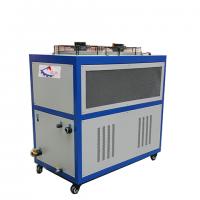高频炉冷却冷水机,瑞朗冷水机高频工业,热熔炉冷却机