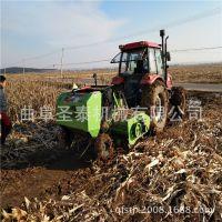小麦秸秆打捆机 玉米秸秆粉碎回收 农用拖拉机捡拾打捆机