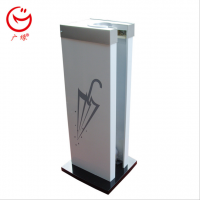 广缘厂家新款UPM-02湿伞包装机 可代理新型机器定制 创意 新型广告机 一次性伞袋