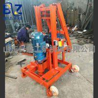 贝兹机械 厂家生产350型380V打水井钻井机 地表钻机 浅孔钻机