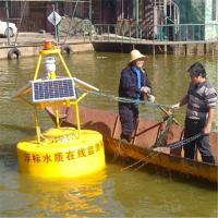 水质监测站浮标 环保型塑料材质水质监测仪器浮标定制