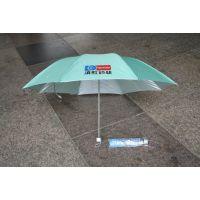 供应广告三折遮阳伞 定制广告雨伞 定做高档折叠广告伞