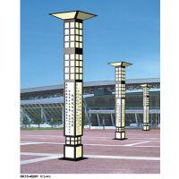 南宁厂家供景观灯柱户外LED景观灯柱道路太阳能路灯定做