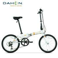 DAHON大行经典热销络钼钢成人自行车20寸超轻便携折叠自行车KAC061