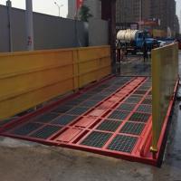 浙江湖州工程车辆洗车机上门安装 湖州组合型工地洗轮机介绍