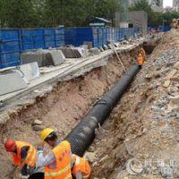 咸宁市政抢修保畅通 排水管道清淤疏通 视频检测13775609868
