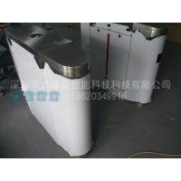 深圳鸿顺盟HSM-XZ优质不锈钢学校校区门禁翼闸刷卡系统
