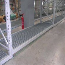 Q235异形钢格板 栈桥脚踏板 防滑平台踏步板