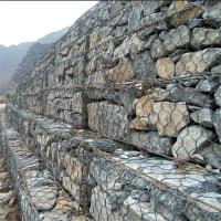 【步鑫】 安平石笼网厂家 铅丝笼 铁丝石笼网