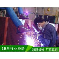 我公司生产焊接钢结构专用焊烟除尘器