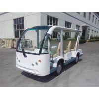 无锡宝岛厂家直销8人BD6082电动观光车,电动旅游车,车身白色4000×1650×2020mm