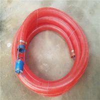 南安汽油吸粮机 6吨吸粮机 软管螺旋上料机 浩发