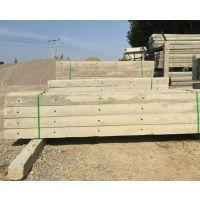 2.5米铁路桥下防护栅栏专用水泥立柱厂家高铁防护栅栏水泥柱价格