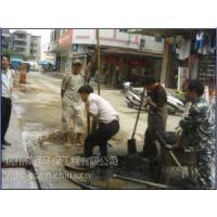 绍兴越城区街道公路马路雨污管道疏通