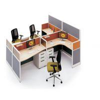 朗哥家具 职员桌 办公卡位 屏风办公桌 办公家具厂家直销25