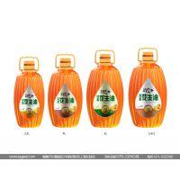 食用油桶装包装设计 山茶油包装设计 大豆油包装设计