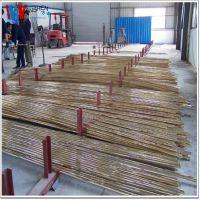 万申供应环保H62黄铜棒滚花 铜棒拉花 直径3.0-35 网纹黄铜棒